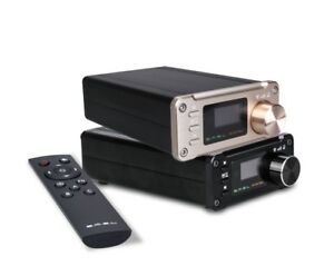 SMSL SA-50 Plus HiFi 50W AUX Optical USB Disk Power Digital Amplifier