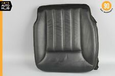 06-08 Mercedes W164 ML500 Front Left Driver Bottom Lower Seat Cushion Black OEM