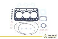 Full Gasket Set With Metal Head Gasket Kubota, 1J092-03310, D722