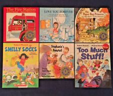 6 Lot Children's Picture Books by Robert Munsch: Love You Forever & More PBs NEW