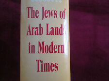 Jews of Arab Lands in Modern Times by Norman A. Stillman (1991, Hardcover)