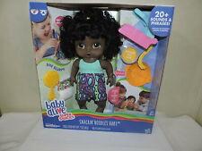 Baby Alive Super Snacks Snackin' Noodles Baby (African American) NIB