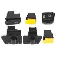 Head Light Horn Dimmer Turn Starter Switch Button for Gy6 50cc -150cc Wonder