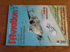 $$$ Fana de l'aviation N°369 Tchad Mirage Jaguar  MS 406  Vickers VC 10  Me 109