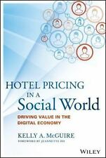 Wiley and SAS Business: Hotel Pricing in a Social World : How to Drive Value...