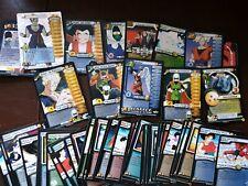 Dragonball Z Collectible Card Game CCG Rare Holo Goku Gohan Krillin Saiyan 2002