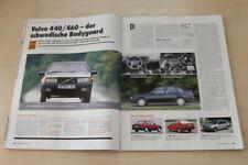 Youngtimer 1329) Volvo 440 1.8i mit 90PS in einer seltenen Vorstellung auf 2 S