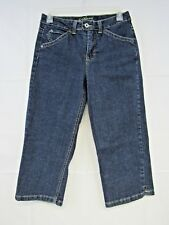 Gloria Vanderbilt Women's Capri Jeans Size 6 Average Stretch