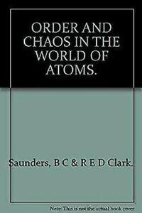 Orden Y Chaos En World Of Atoms
