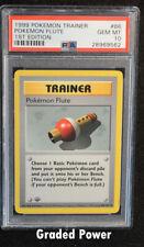 Pokemon Pokemon Flute PSA 10 (9562) 86/102