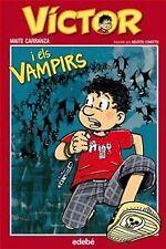 VICTOR i els vampirs. NUEVO. Nacional URGENTE/Internac. económico. LITERATURA IN