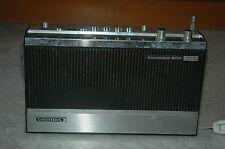 Vintage Grundig Transistor 600 Solid State Very Rare!!
