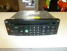 CITROEN NEMO C8 RADIO CD PLAYER NAVIGATION 14983350XT