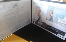 2013 SILVER PROOF BRITISH ANTARCTIC £2 COIN PNC + COA QUEEN ELIZABETH LAND 495
