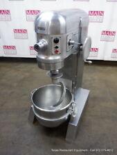 Hobart H-600Dt Pizza Dough Timer Mixer 60 Quart With Bowl & Hook