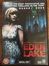 Michael Fassbender Jack O'Connell EDEN LAKE ~ 2008 British Horror | UK DVD