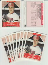 Mike Mussina rookie card, 1991 ProCards, Baseball Hall of Fame