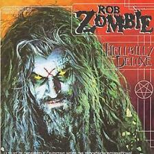 Rob Zombie : Hellbilly Deluxe CD (1998)