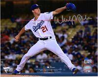 WALKER BUEHLER LA Dodgers Autographed 8 x 10 Signed Authentic Photo Reprint