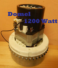 Saugermotor für Festo Festool CT22  CT 33 1200 Watt   Original Domel Turbine