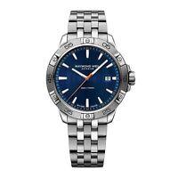 Raymond Weil  8160-ST2-50001 Men's Tango Blue Quartz Watch
