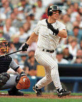 NY New York Yankees TINO MARTINEZ Glossy 8x10 Photo Baseball Print Poster