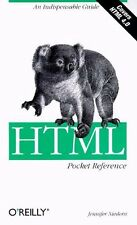 HTML Pocket Reference (Pocket Reference (OReilly)