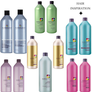 Pureology Shampoo | Conditioner 1000ml  FULLFYL, HYDRATE, CLEAN VOL, BEST BLONDE