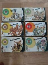 Airfix soldiers 1 32 boxed Collection