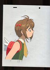 Cardcaptor Sakura original Production anime cel