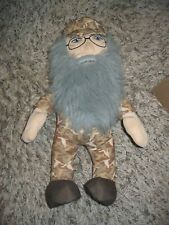 Duck Dynasty Uncle Si Robertson 13 inch talking doll - SUPER FUNNY