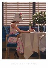 JACK VETTRIANO-giorni del vino e delle rose-Stampa Artistica Poster di grandi dimensioni 50 x 70 cm