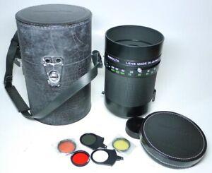 Minolta RF Rokkor 1:8 800mm Objektiv  An-Verkauf!  ff-shop24