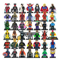 IRON MAN HYDRA TACTICAL FORCE **NEW** Custom Printed Marvel Block Minifigure
