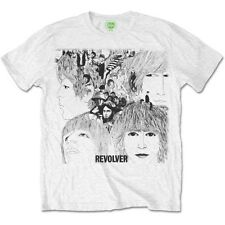 THE BEATLES - REVOLVER T-SHIRT MALE MEDIUM (BRAND NEW WRAPPED)