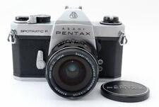 Excellent++ Asahi Pentax SPOTMATIC F SPF 35mm SLR Film Camera w/ 28mm Lens