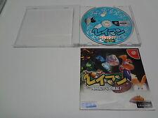 Rayman no spine Sega Dreamcast Japan