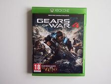 Gears of War 4 for Xbox ONE in MINT Condition (Unused DLC's)