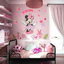 Minnie Maus Wandtattoo Wandsticker XXL 88cm x 68cm Mickey mouse MQ005