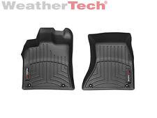WeatherTech FloorLiner Mats for Audi Q5 / SQ5 / Porsche Macan - 1st Row Black
