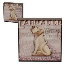 My Pedigree Pals 8205 Dog Picture Wall Art Yellow Labrador
