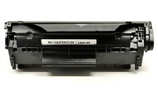 1PK Compatible Q2612A 12A Black Toner Cartridge LaserJet 1005w, 1010w, 1022nw