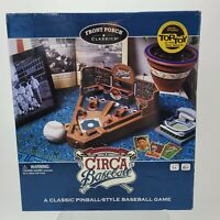 Front Porch Classics Circa Baseball Pinball-Style Game Age 8 & Up NEW