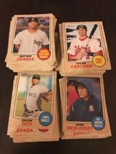 2017 TOPPS HERITAGE MINORS MiLB #1 thru #200 -- PICK THE CARD(S) YOU NEED