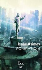 Cycle de fondation 1/Fondation (Folio Science Fiction) by Asimov, Isaac Book The