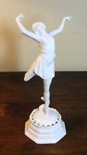 """Danseuse """"Frühling"""" porcelaine Rosenthal Bavaria Art-Déco 1929 Dorothea Charol"""
