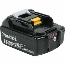 MAKITA BL1850B NEW 18V LXT Lithium�€'Ion 5.0 Ah 18 Volt Battery Replaces BL1850