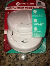 First Alert 2-Pack Combination Smoke & Carbon Monoxide Alarm w/Battery