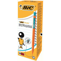 Bic Matic Strong Mechanical Pencil Built-in Eraser 0.9mm