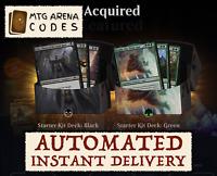 MAGIC MTG Arena Code: Standard 2021 Arena 2 Decks - Starter kit - INSTANT EMAIL